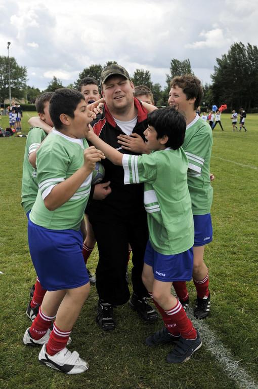 Das zweite Turnier 2009 - Schulmeisterschaft in Hannover - Nach dem Finale