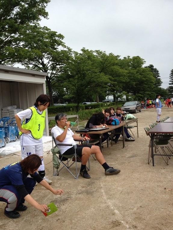 7月22日 練習試合(杉戸農業高校にて)