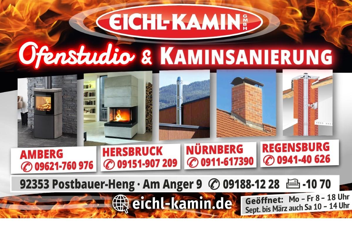 Eichl-Kamin GmbH - Kaminsanierungstechnik & Ofenstudio