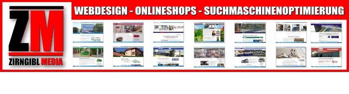 Webdesign, Homepage, Onlineshop & Suchmaschinenoptimierung