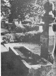Alter Röhrenbrunnen, Foto: Höhn
