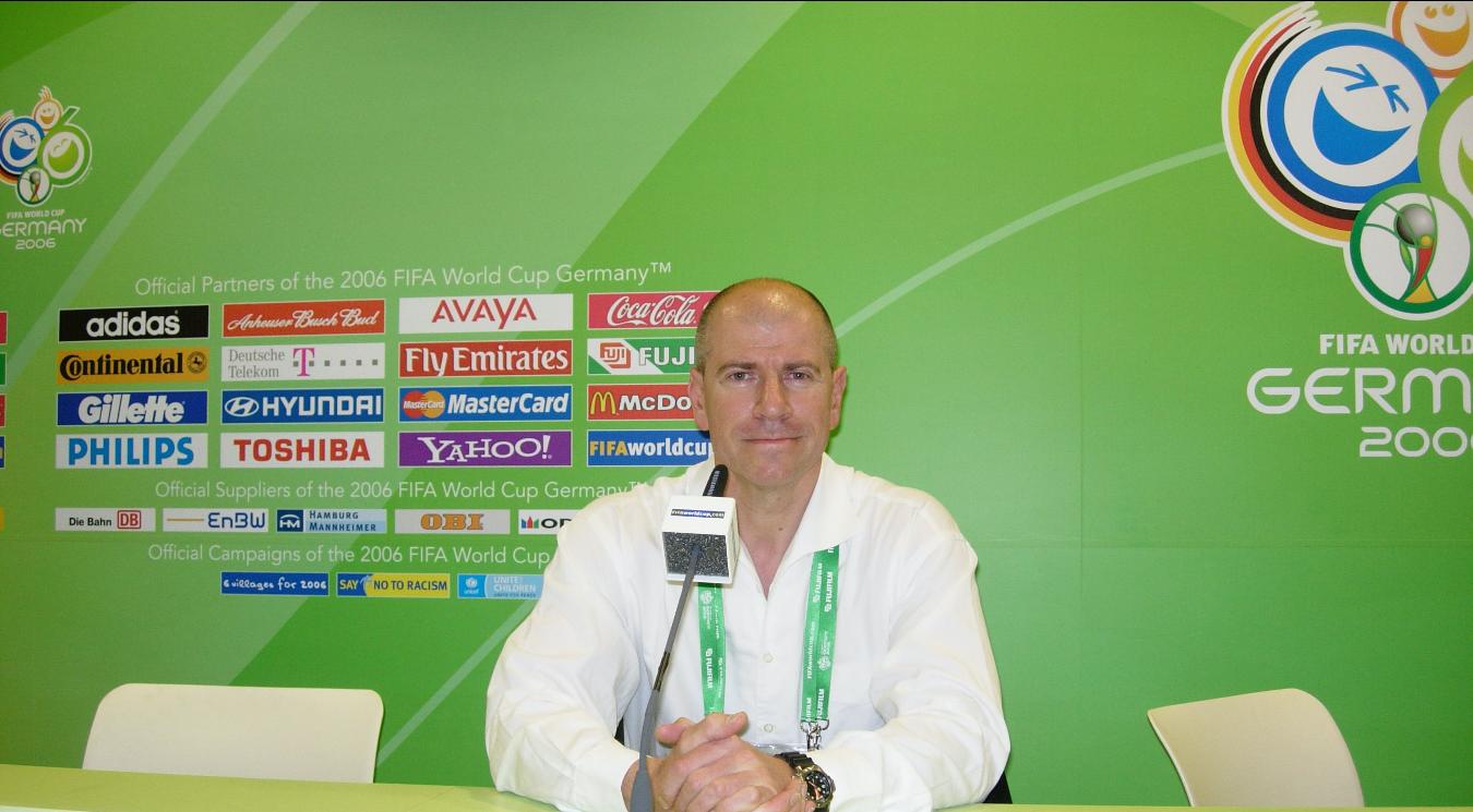 Abgeordnet an das Organisationskomitee der Fußball-WM 2006 in Deutschland, zuständig für die Eintrittskarten-Systeme