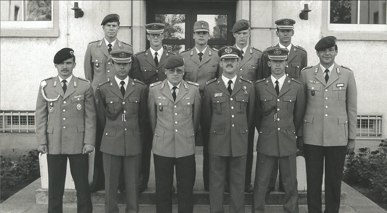Im diplomatischen Dienst in Saragossa (Spanien)
