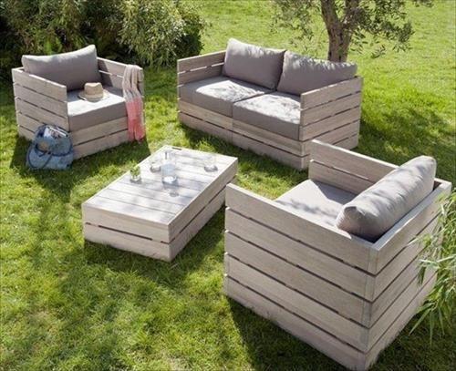 диван  и кресло стиль лофт на металлокаркасе деревянный,диван и кресло для патио