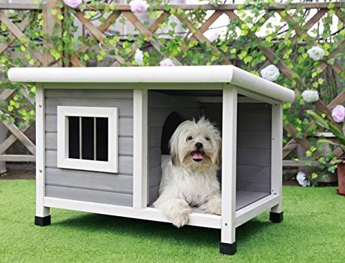 Будка для собак с утеплением деревянная,будка с  верандой,будка с площадкой