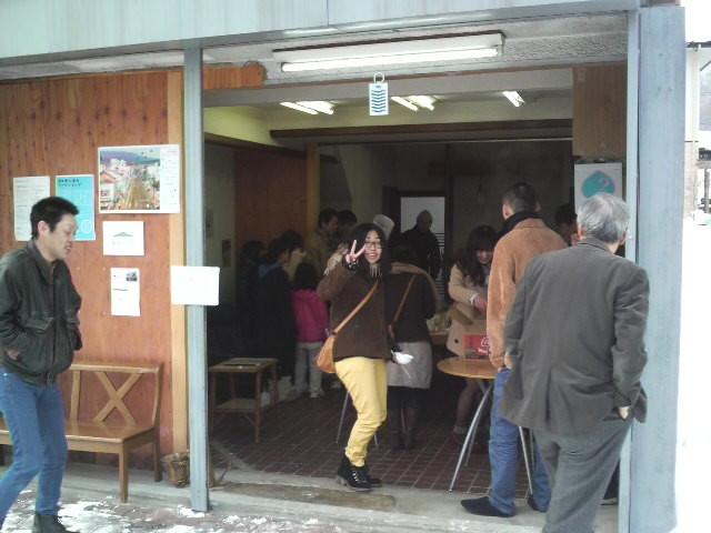 信州大学「考えるゼミ(担当:有路憲一准教授)」のゼミ生6人がnanodaに来てくれました。