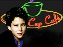 Nicholas' Second Cup Cafe picture - Credit CBS