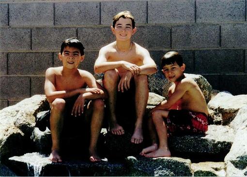 In Arizona, 1998.