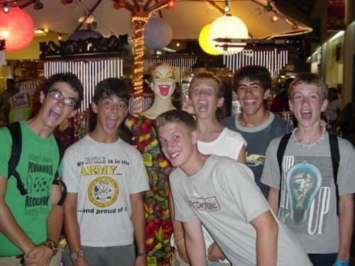 2003 Mexico trip.