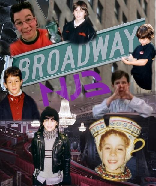 broadway dream theater nicholas jonas nick les miserables beauty beast sound music la boheme christmas carol jonas brothers young rare