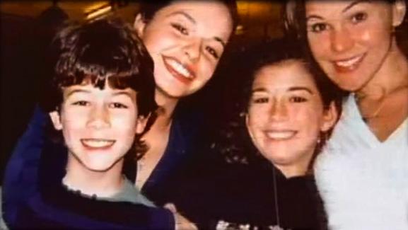 Nicholas, Elizabeth, Krista, and Amanda. Edited by NJB!