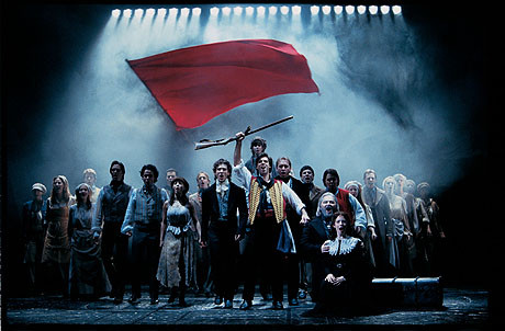 One Day More, 2003 cast - credit Broadway