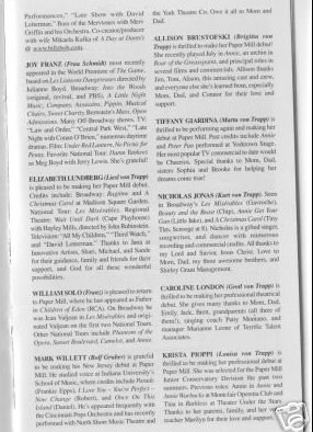 cast bios - credit worthpoint