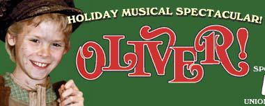 'Oliver!' header