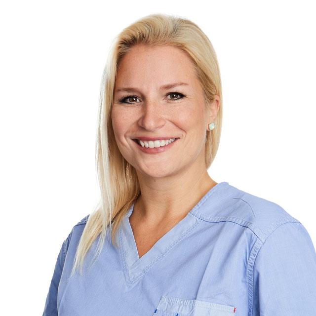 Dominique Bichsel, Fachzahnärztin orale Chirurgie - Oralchirurgie, Stomatologie, Implantologie, MAP