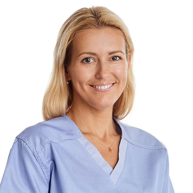 Kamila Swidrak, Fachzahnärztin für Kieferorthopädie