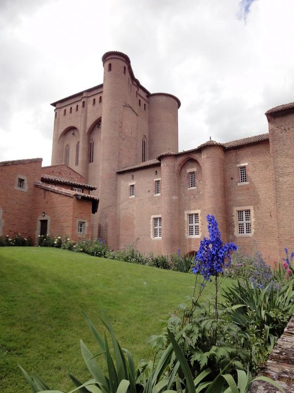 Palais de la Berbie (siège du musée Toulouse-Lautrec)