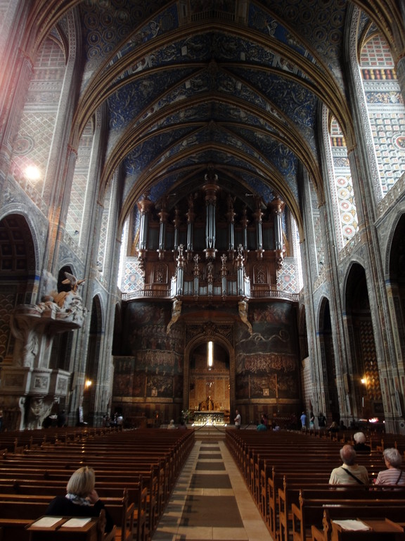 La Basilique Sainte-Cécile d'Albi