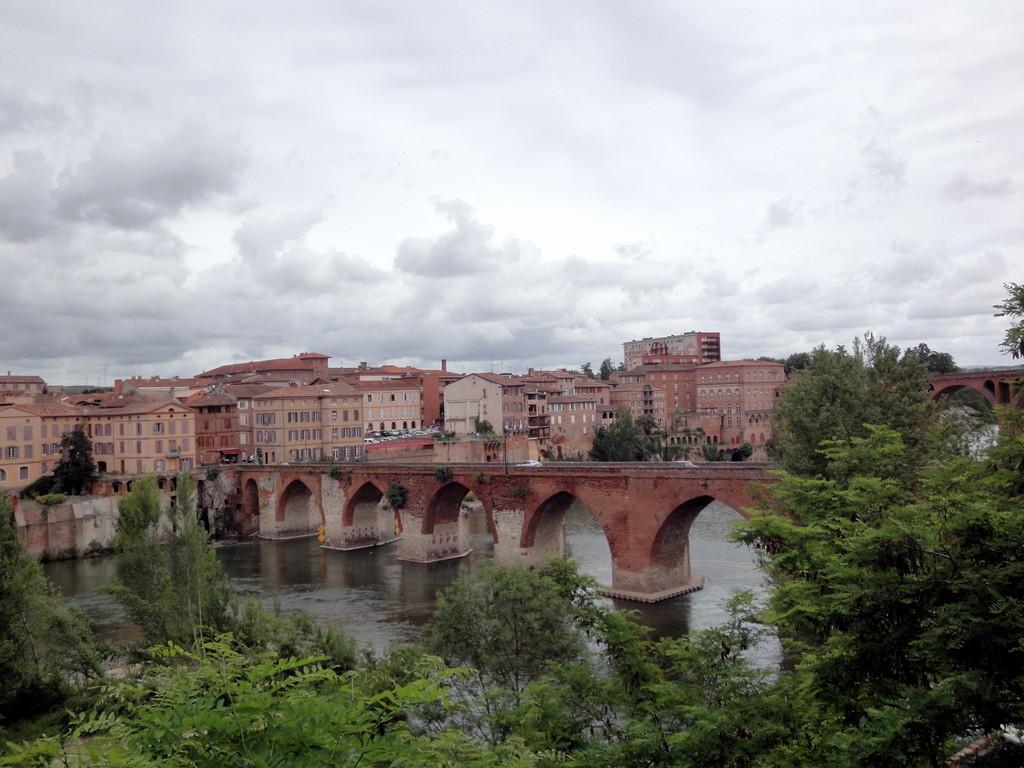 Le Pont-Vieux sur le Tarn