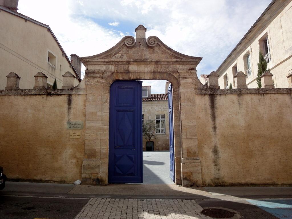 Hôtel de Goulard devenu les thermes de Lectoure
