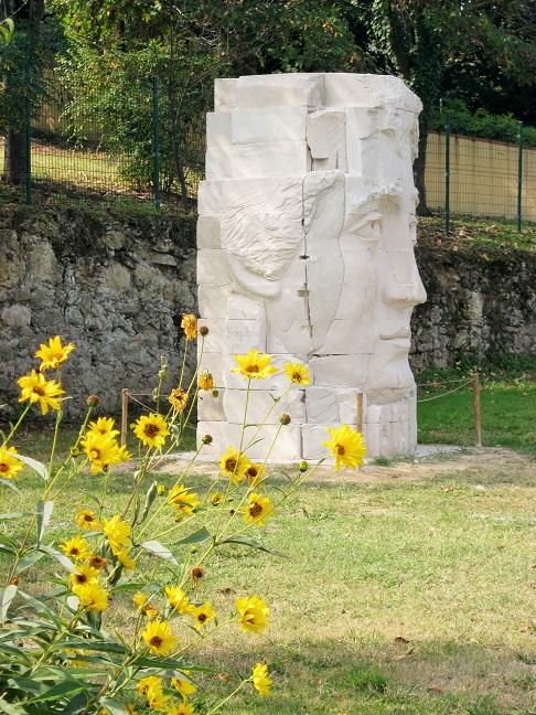 Phragulphe - Sculpture de Gérard Lartigue