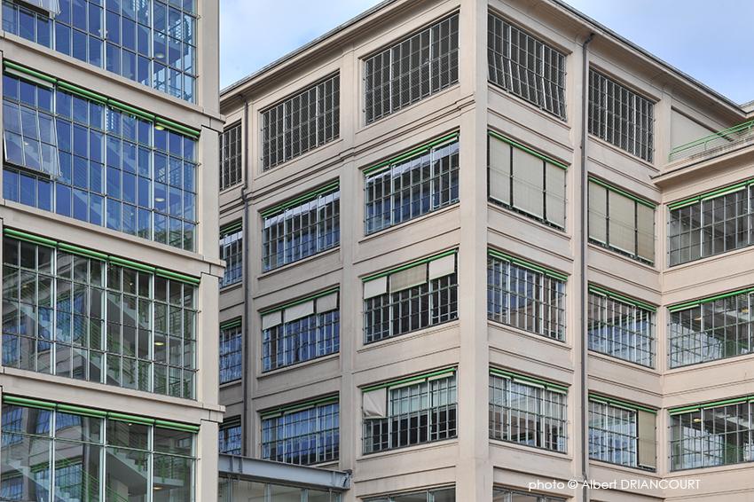 500 m de long, de quoi caser aujourd'hui un centre commercial, des bureaux, un centre des congrès...