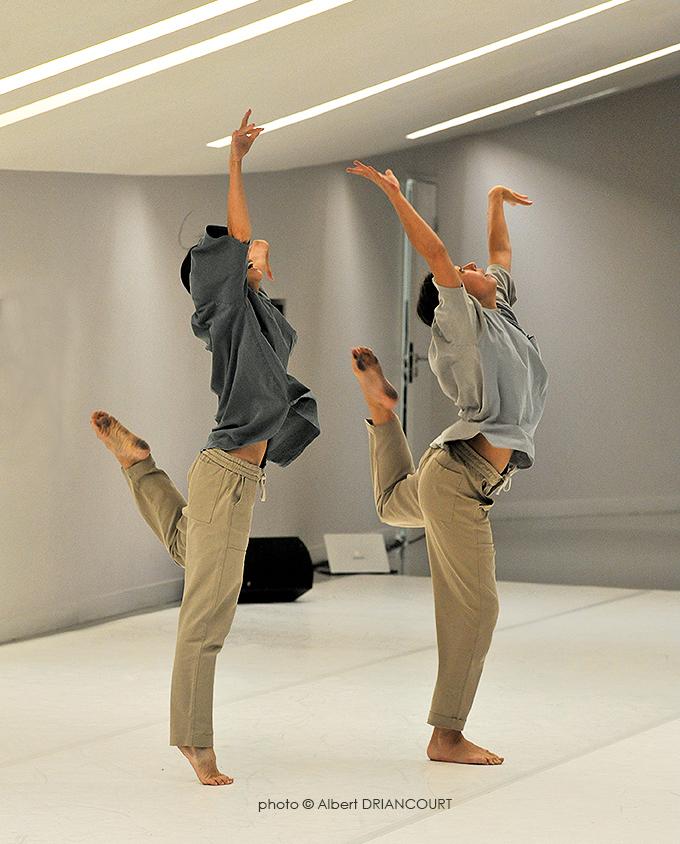 petites balades dansées avec la compagnie Edouard Hue