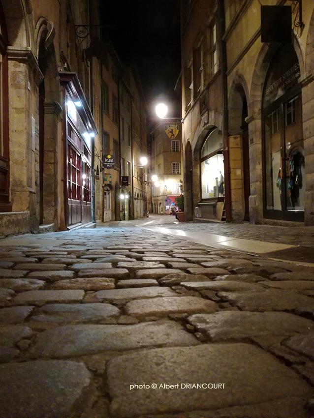 Lyon, quartier St Jean