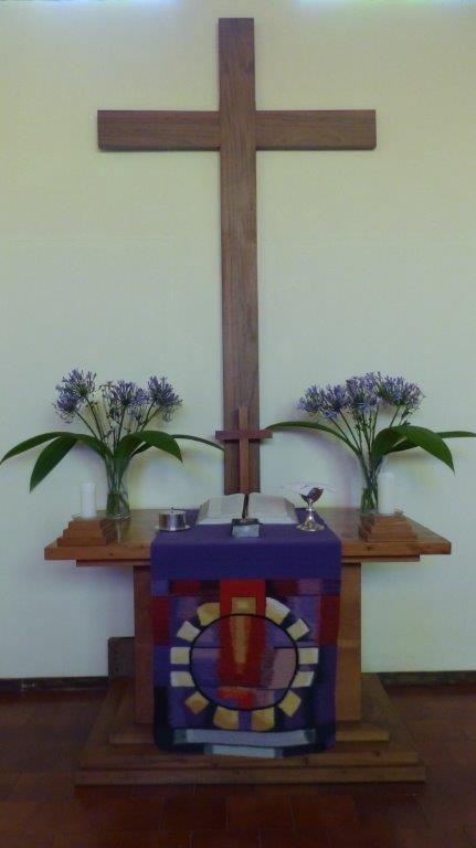 Bilder der Martin-Luther-Kirche