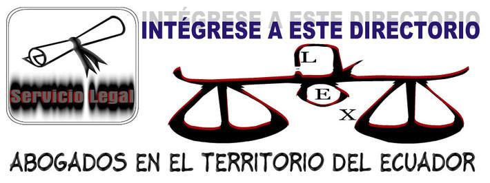 directorio jurídica de abogados  de familia en santo de los colorados