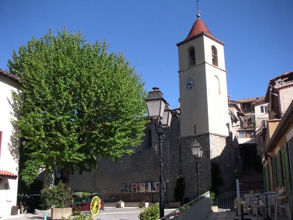 Eglise de Saint-Antoine
