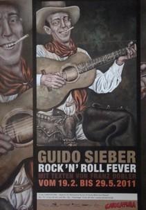 Rock´n` Roll Fever  Caricatura, Kassel 60 x 84 cm  / 30 x 40 cm  (vergriffen)
