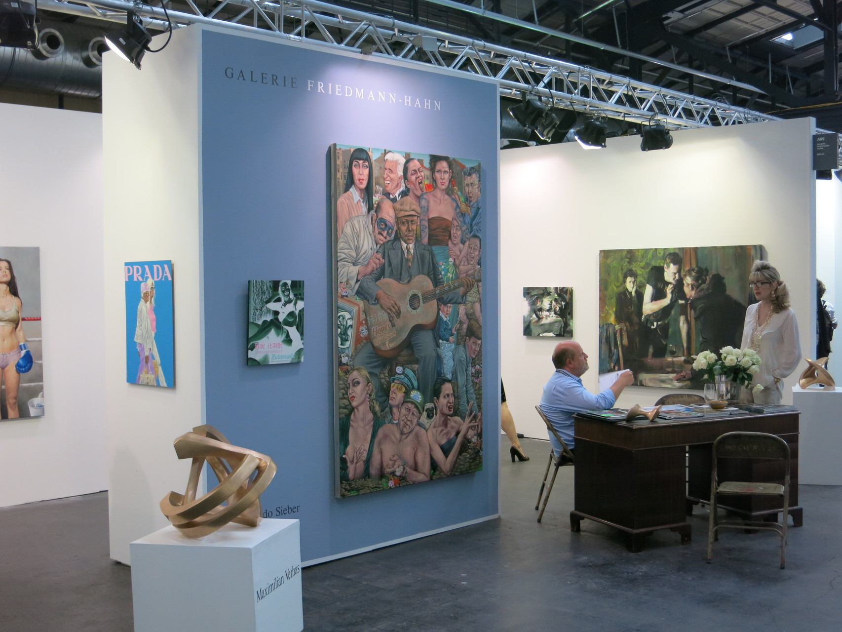 Positions Berlin Art Fair ,2015
