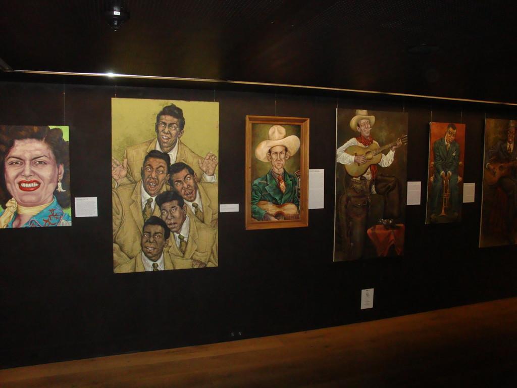 Caricatura Museum Frankfurt ,R&R Fever, 2010