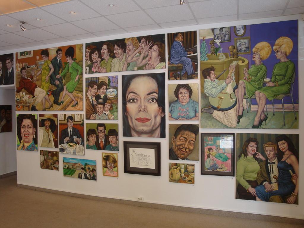 Galerie Friedmann-Hahn ,R&R Fever ,2011