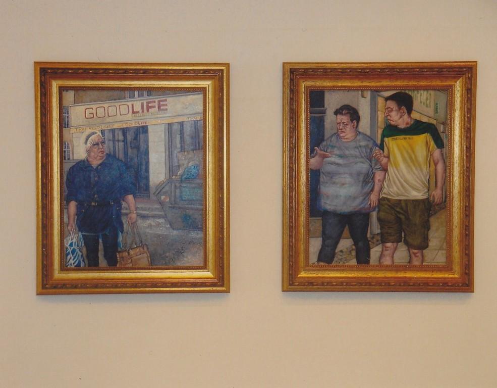Galerie Friedmann-Hahn, 2009