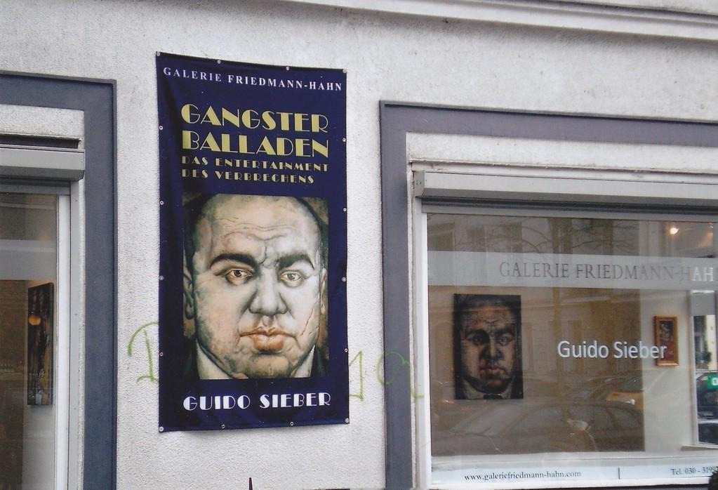 Galerie Friedmann-Hahn , Gangsterballaden ,2008