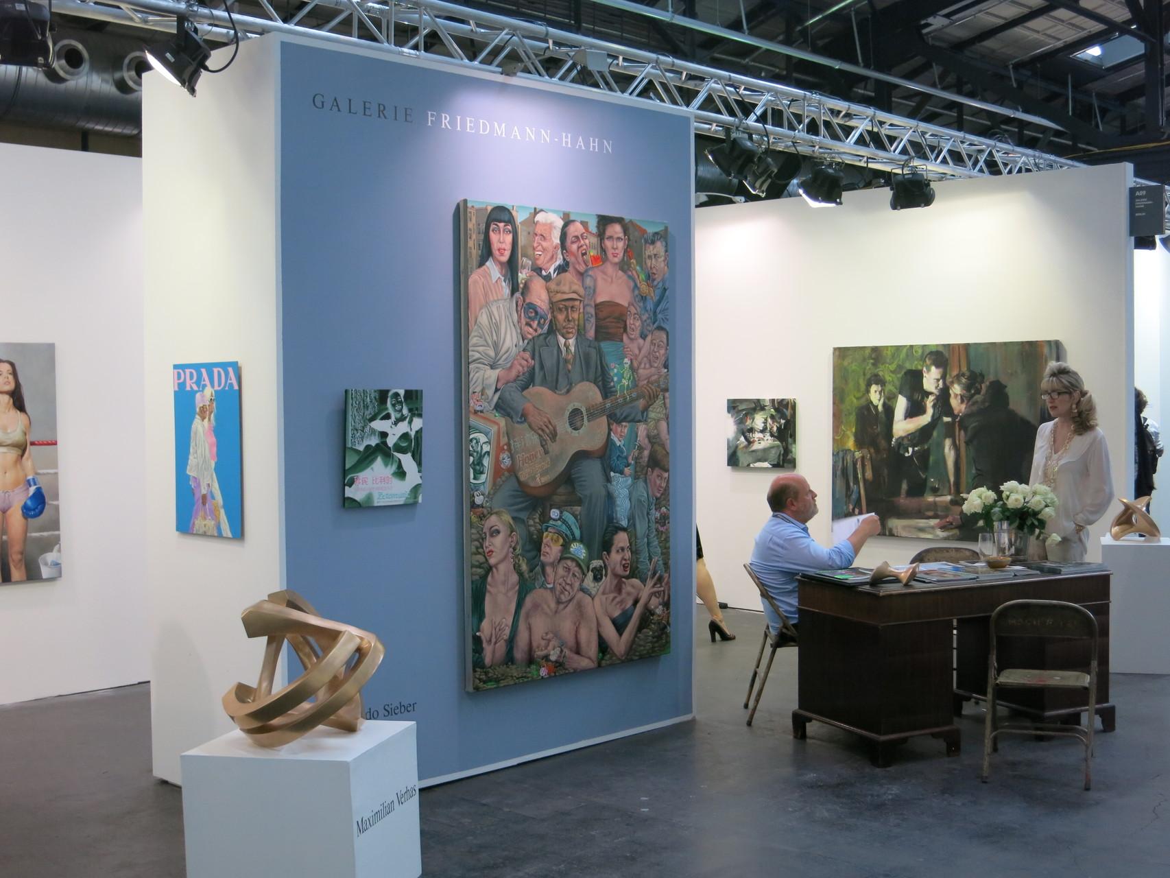 Positions Berlin Art Fair ,2015