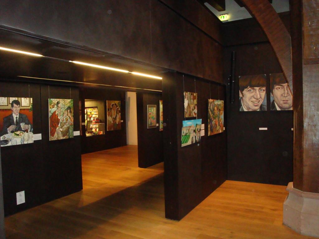 Caricatura Museum Frankfurt, R&R Fever, 2010
