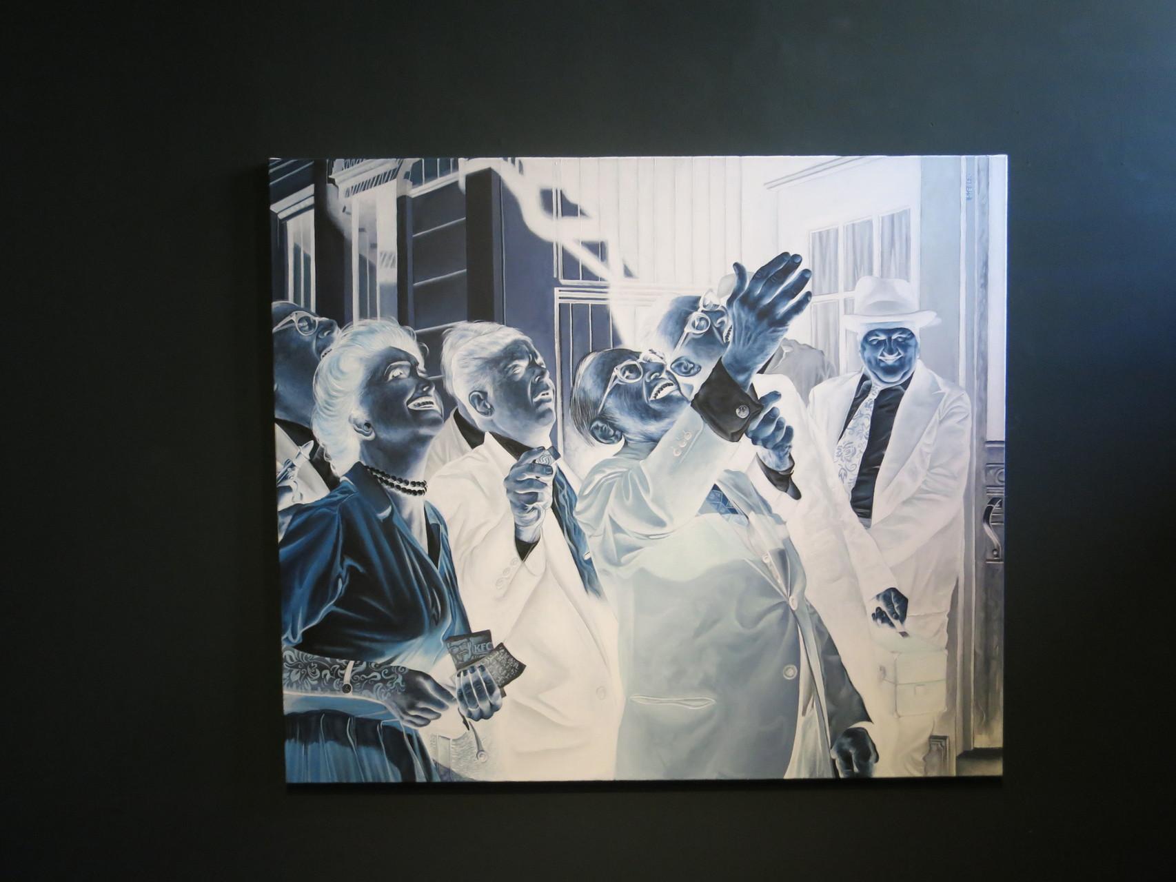 Galerie Friedmann-Hahn- Strange Adventures , 2016