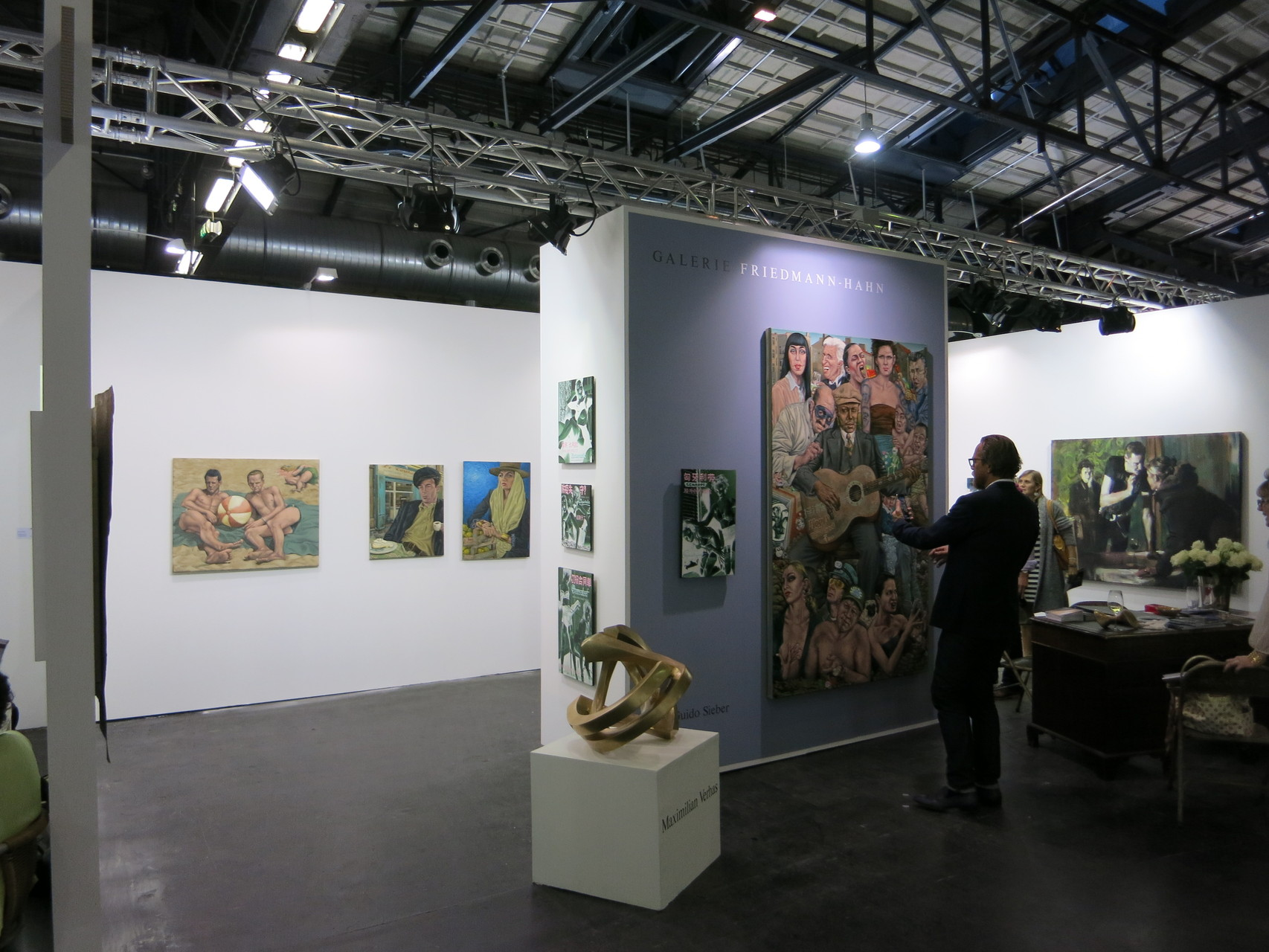Positions Berlin Art Fair 2015