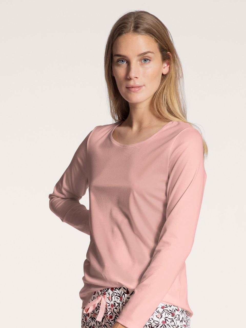 14038 251 tee-shirt vieux rose 100% coton supima Prix : 49.95 €