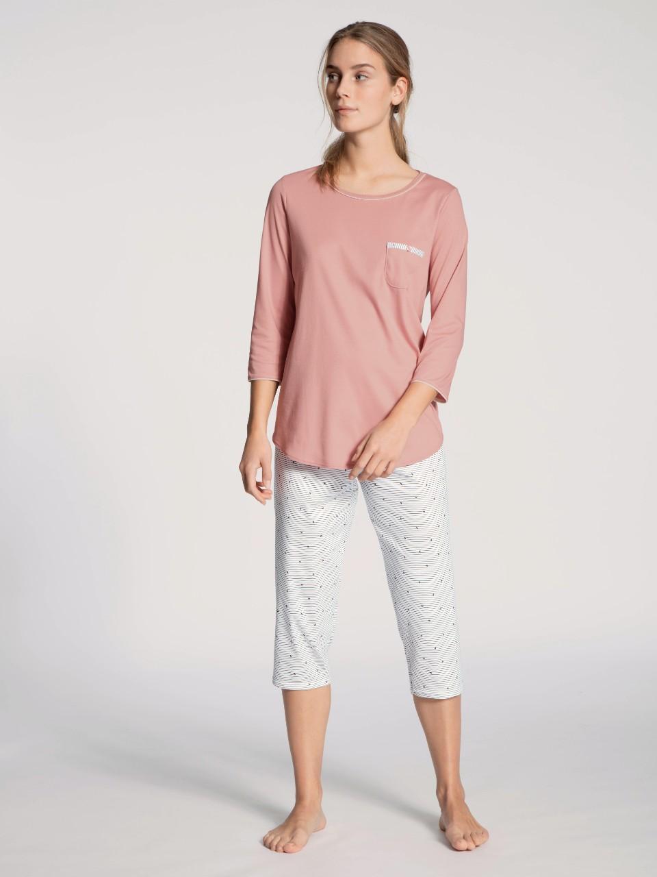 40236 pyjama3/4 100% interlock Prix 64.95 €