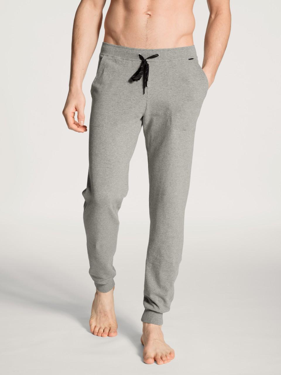 29181 991 Pantalon jogging gris 95% coton 5% elasthan Prix : 79.95 €