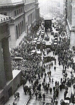 New York Stock Exchange 1929