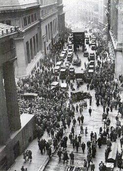New York Stock Exchange 1929