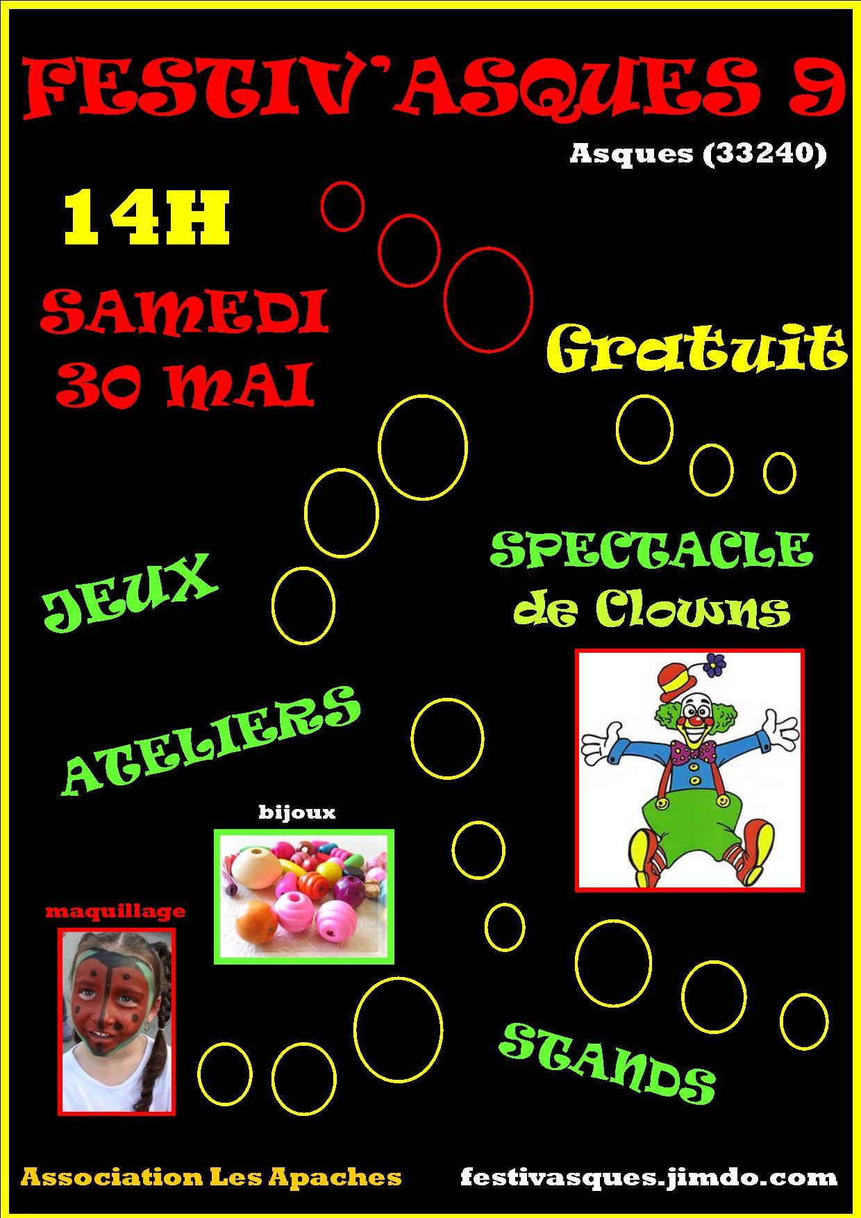Festiv'asques 2015