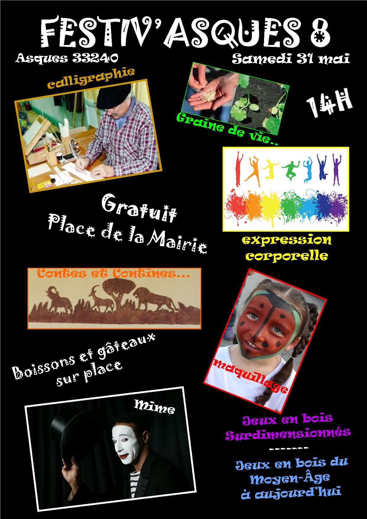 Festiv'asques 2014