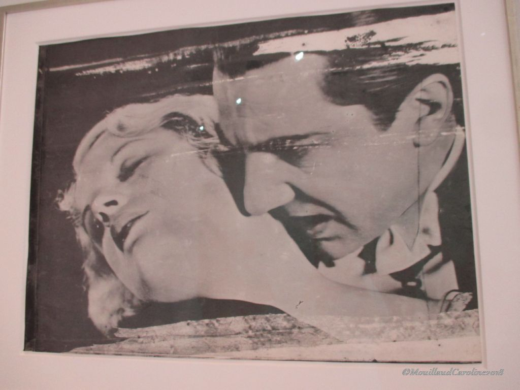 The Kiss (Bela Lugosi) 1963, Andy Warhol