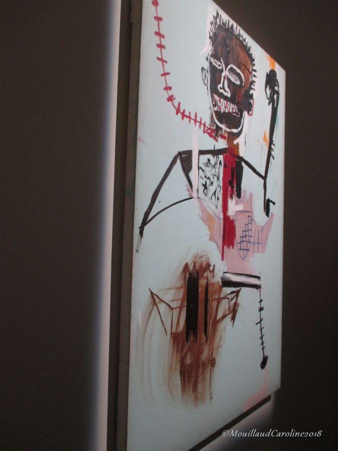 Zing 1984, Jean-Michel Basquiat